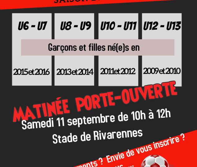 Copie de Copie de Soccer Futsal Tournament Flyer Social - Fait avec PosterMyWall